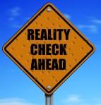 """Dags för ännu en """"reality check""""!"""