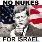 Kennedy krävde att Israel skulle avveckla sitt kärnvapenprogram, något som Israel starkt ogillade.