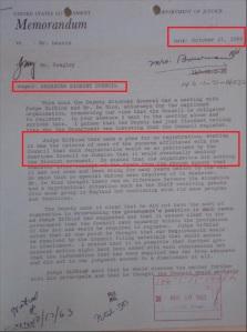 En registrering av American Zionist Council som utländsk agent sågs av de flesta som var kopplade till organisationen som något som på sikt skulle förgöra hela den sionistiska rörelsen (Institute for Research: Middle Eastern Policy, u.å.). Klicka här för en större och mer lättläst bild.